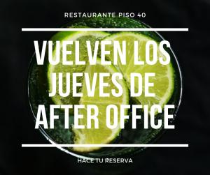 vuelven los jueves de after office (1)